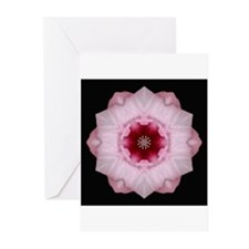Hibiscus I Greeting Cards (Pk of 10)