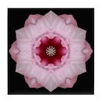 Hibiscus I Tile Coaster