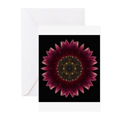 Sunflower Moulin Rouge I Greeting Cards (Package o