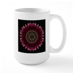 Sunflower Moulin Rouge I Large Mug