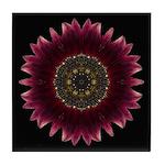 Sunflower Moulin Rouge I Tile Coaster