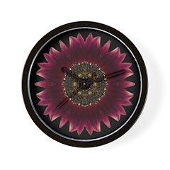 Sunflower Moulin Rouge I Wall Clock