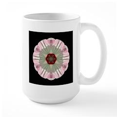 Hibiscus Moscheutos I Large Mug