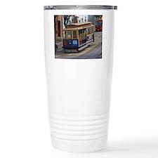 san fran trolley Travel Mug