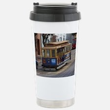 san fran trolley Travel Mug