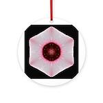 Hibiscus II Ornament (Round)