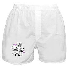 Still Fabulous at 65 Boxer Shorts