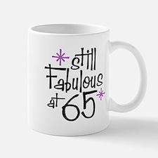 Still Fabulous at 65 Mug