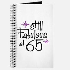 Still Fabulous at 65 Journal