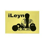 iLeyn Rectangle Magnet (10 pack)