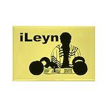 iLeyn Rectangle Magnet