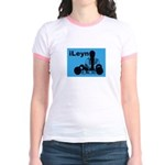 iLeyn Jr. Ringer T-Shirt