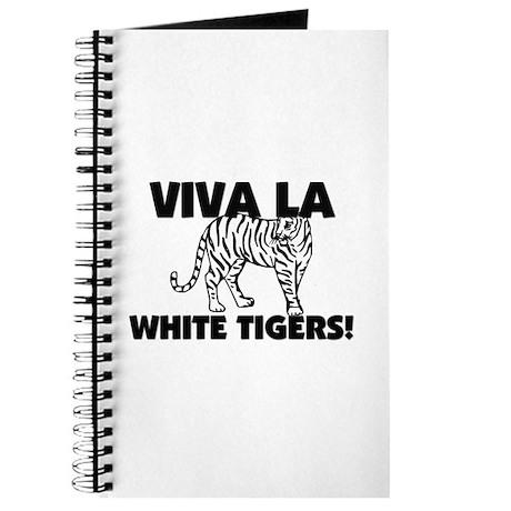 Viva La White Tigers Journal