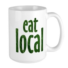 Eat Local - Mug