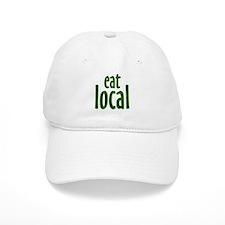 Eat Local - Baseball Cap