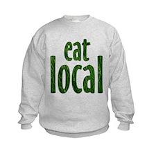 Eat Local - Sweatshirt