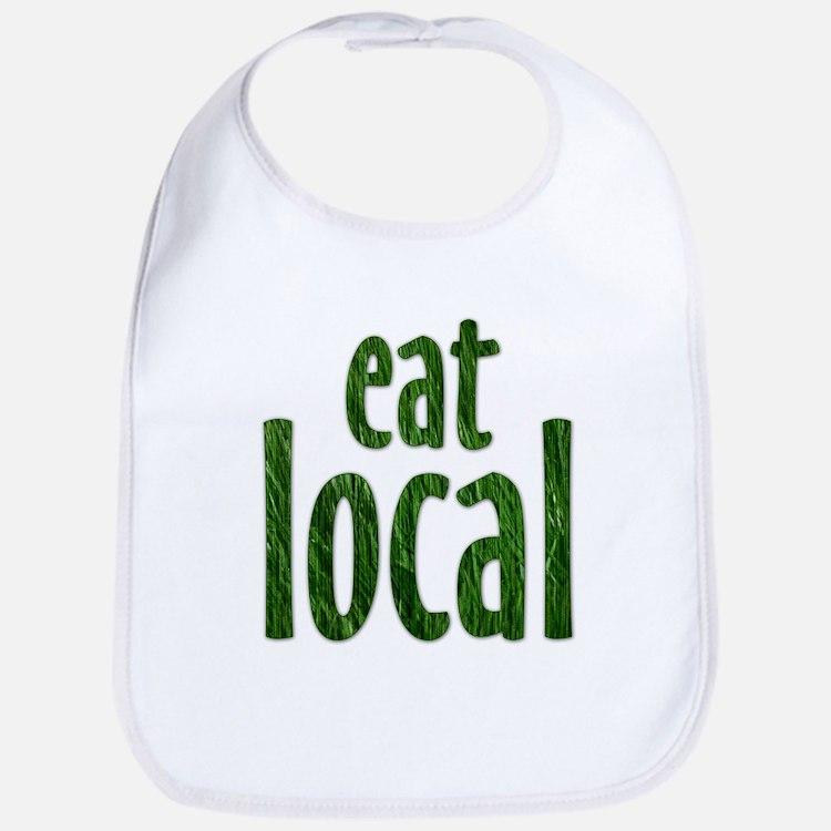 Eat Local - Bib