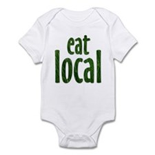 Eat Local - Infant Bodysuit