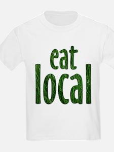 Eat Local - T-Shirt