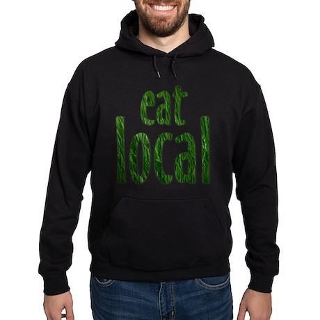 Eat Local - Hoodie (dark)