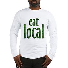 Eat Local - Long Sleeve T-Shirt