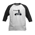 iLeyn Kids Baseball Jersey