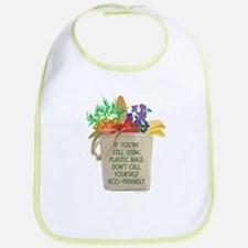 Use Eco-friendly Tote Bags Bib