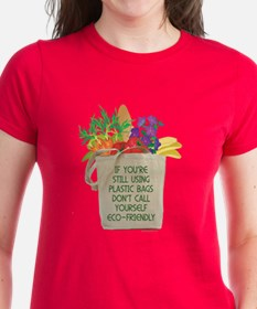 Use Eco-friendly Tote Bags Tee