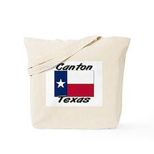 Canton Texas Tote Bag
