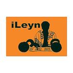 iLeyn Mini Poster Print