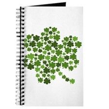 Shamrocks in a Shamrock Journal