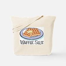Waffle Slut Tote Bag