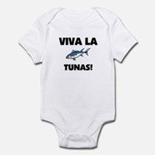 Viva La Tunas Infant Bodysuit