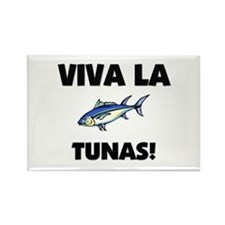 Viva La Tunas Rectangle Magnet