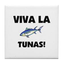 Viva La Tunas Tile Coaster