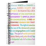 Unitarian universalist Journals & Spiral Notebooks