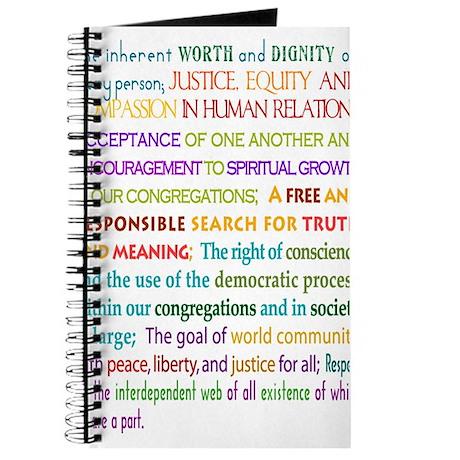 UU Principles Journal