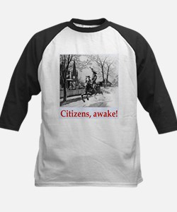 Citizens, awake! Kids Baseball Jersey