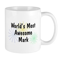 Personalized Mark Mug