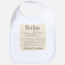Bill of Rights Bib
