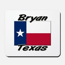 Bryan Texas Mousepad