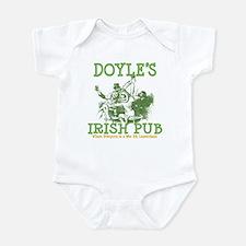 Doyle's Vintage Irish Pub Personalized Infant Body