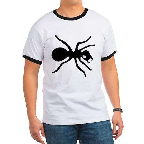 The Prodigy Ant Logo Ringer T