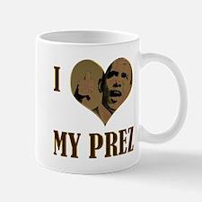 I (Heart) My Prez (G) - Mug