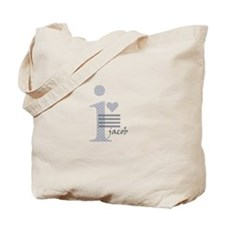 i heart Jacob Tote Bag