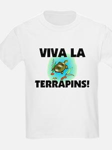 Viva La Terrapins T-Shirt