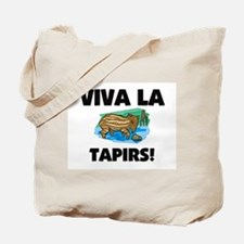 Viva La Tapirs Tote Bag