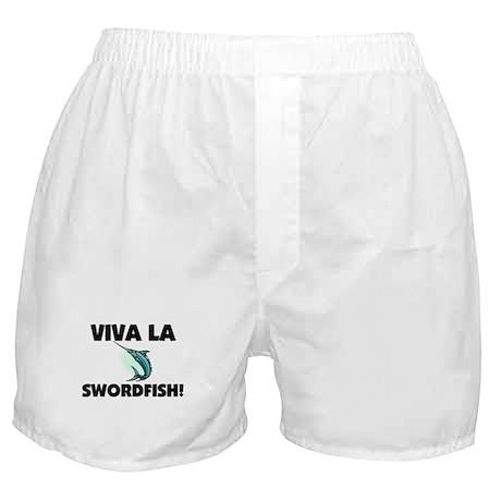 Viva La Swordfish Boxer Shorts
