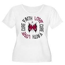 Multiple Myeloma Faith T-Shirt