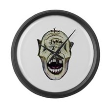 Cyclopse Corpse Large Wall Clock